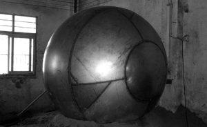 metal-sphere